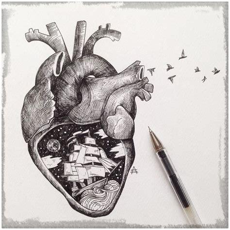 imagenes para dibujar a lapiz de corazones con alas imagenes para dibujar a lapiz de corazones dibujos de