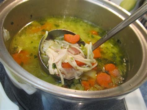 easy chicken broth recipe dishmaps