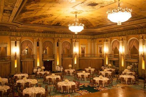gold room los angeles a great gatsby wedding at an landmark