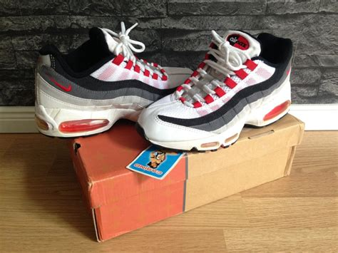 Nike Airmax One Made In 2 vintage nike air max 95 og 2003 comet us9 am 1 90 93