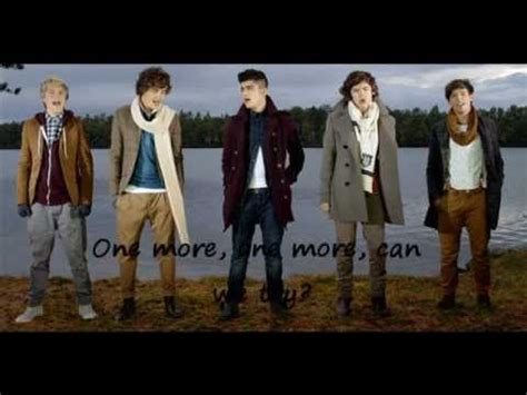 one thing one direction testo gotta be you one direction testo