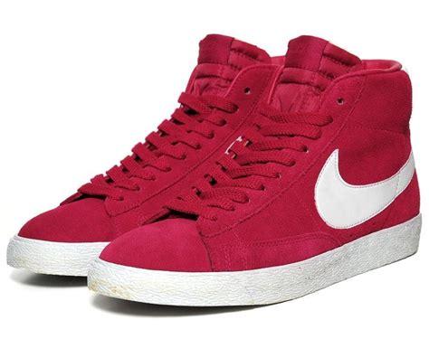 Sepatu Sneakers Nike Blazer Wheat Leather Original cari sepatu nike blazer