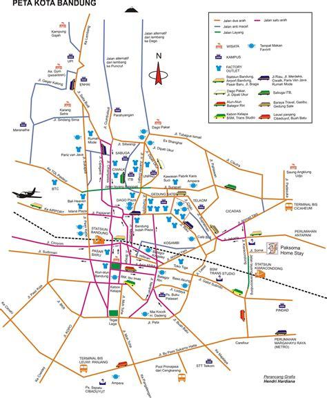 Peta Lipat Kota Cimahi bagus peta bandung peta kabupaten bandung peta jalan kota bandung peta cimahi peta bandung