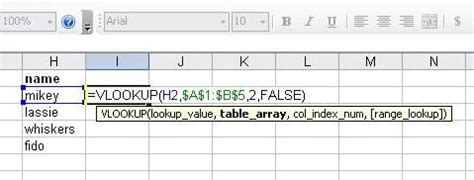 vlookup tutorial finance how to use vlookup in excel a simple tutorial part i