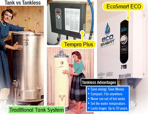 best tankless water heater electric whole house models