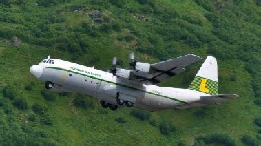 lynden air cargo flies aid  vanuatu  cyclone
