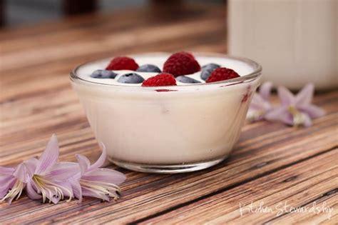 homemade yogurt recipe  troubleshooting