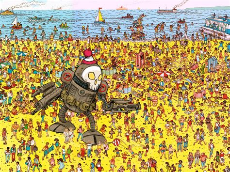 find the silly animals a where s wally style book for 2 5 year olds books 2 for you monday wheres waldo jazzfanz