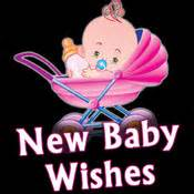 new baby wishes app for iphone social networking