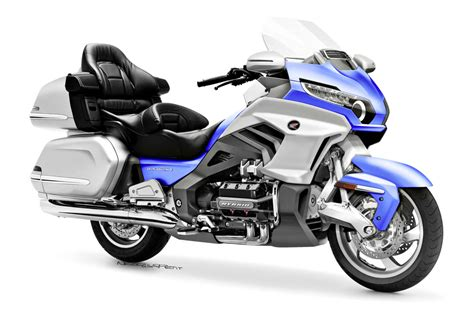 honda goldwing prochaine goldwing honda affine sa copie moto revue