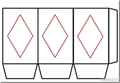 pattern for christmas lantern a4 printable diwali christmas paper lantern template 4