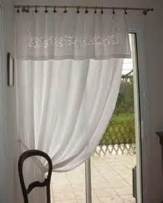 confection rideaux avec draps anciens