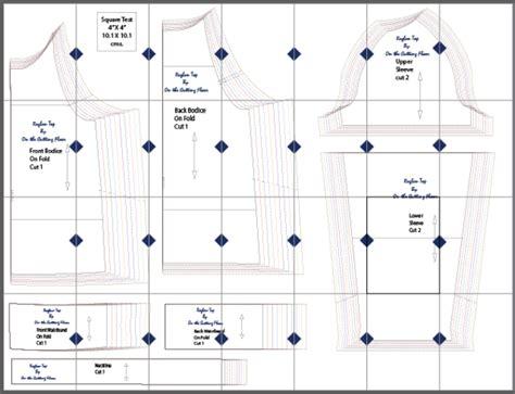 raglan pattern shape free sewing pattern long sleeve raglan top free sewing