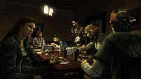 the help series 1 podcast talking walking dead with telltale s