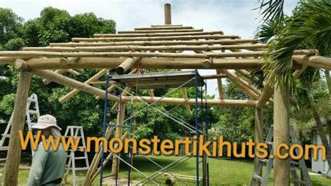 Tiki Hut Builders South Florida 9 Best Images About Tiki Hut Builders Florida Tiki Huts