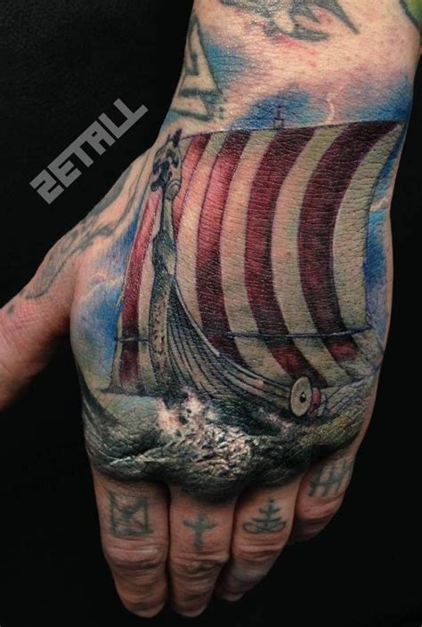 viking ship tattoo designs best 25 viking ship ideas on viking
