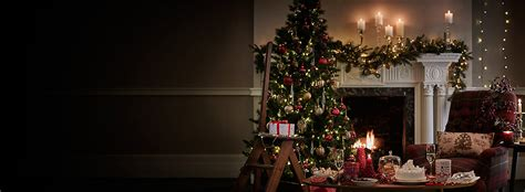 marks and spencer christmas decorations 2014