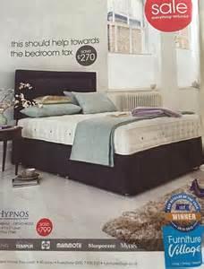 Design Bedroom Online stephen mcpartland s furniture village blasted for advert