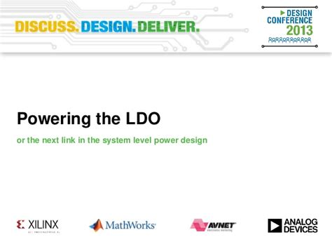 layout guidelines for ldo powering noise sensitive systems ve2013