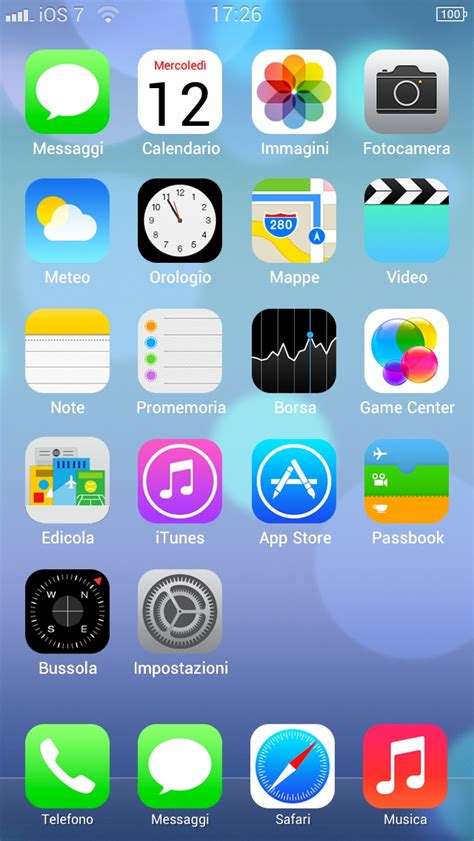 message themes for iphone 6 ios 7 theme o tema ios 7 pentru ios 6 idevice ro