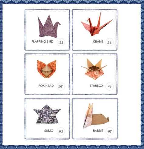 Traditional Japanese Origami - traditional japanese origami kit easy to follow