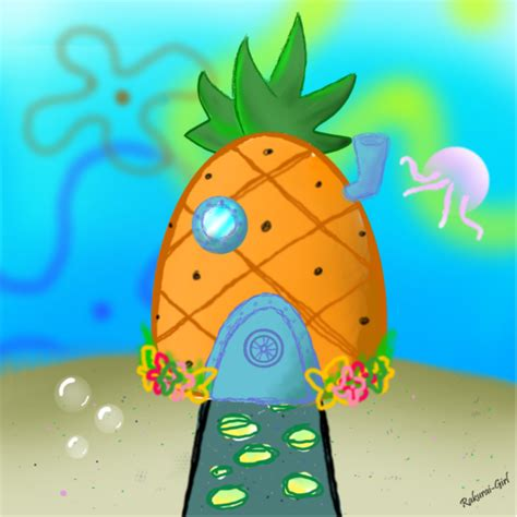 how to draw spongebob s house spongebob house drawing www imgkid com the image kid has it