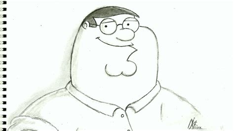 drawn from the archive how to draw peter griffin easy archives drawings inspiration