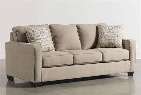 living spaces loveseat alenya quartz sofa living spaces