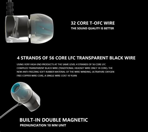 Qkz Stereo In Ear Earphones With Microphone Qkz Dm5 qkz stereo bass in ear earphones with microphone qkz dm7 black jakartanotebook