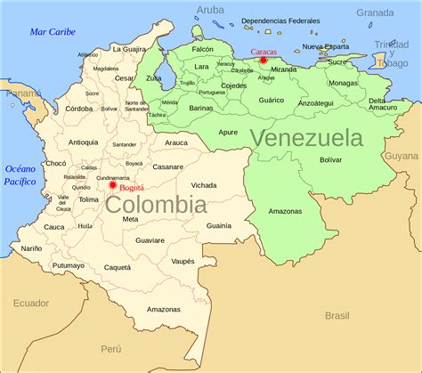 Imagenes De Venezuela Y Colombia | crisis de la corbeta caldas wikipedia la enciclopedia libre