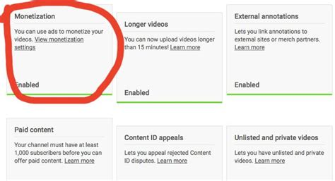adsense threshold how to setup google adsense on youtube video channels