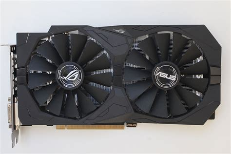 Vga Asus Strix Gtx 1050 Ti asus gtx 1050 ti strix oc 4 gb review techpowerup