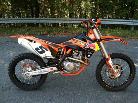 2012 Ktm 450 Exc For Sale 2012 Ktm 450 Sx F Factory Edition Mx For Sale On 2040 Motos