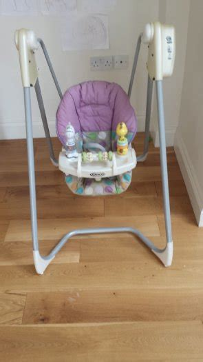 baby swing chair for sale graco baby swing chair for sale in renmore galway from