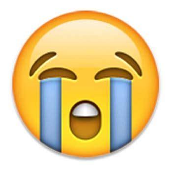imagenes de emoticones llorando 26 emoticonos que no est 225 s usando bien