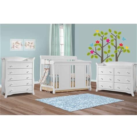 Convertible Crib And Dresser Set Nursery Set Kingston Convertible Crib Dresser And 5 Drawer Bed Mattress Sale