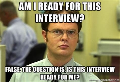 Good Luck Interview Meme - why marketing has become the hardest position to hire for