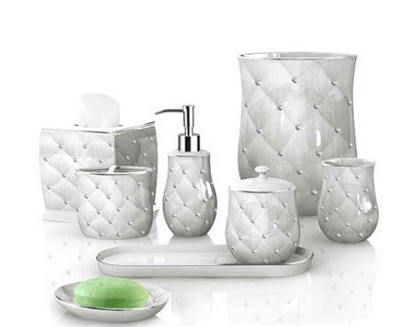 porcelain bathroom accessories sets
