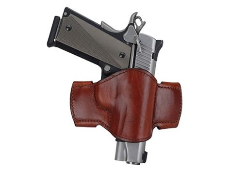 minimalist government bianchi 106 minimalist holster right 1911 browning hi