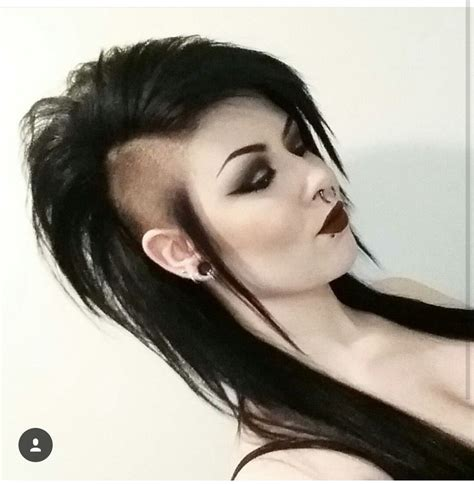 hairstyles for long hair shaved side hairstyles the 25 best long hair shaved sides ideas on pinterest