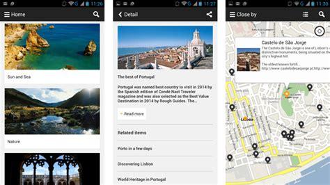 ufficio turismo portogallo app guida di viaggio visit portugal www visitportugal