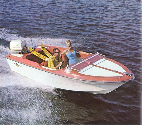 xtra ski boat 1964 crestliner ski bird