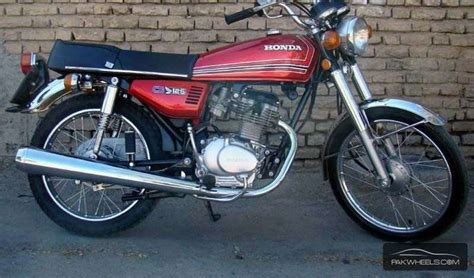 Used Honda CG 125 1982 Bike for sale in Islamabad   130297