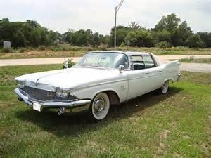 1960 Chrysler Imperial Lebaron 1960 Chrysler Imperial Lebaron For Sale Omaha Nebraska