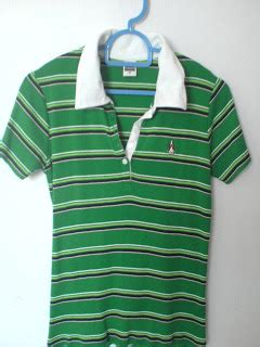 Kaos Polo Hushpuppiess cheap sell on 2nd handed item in malaysia used hush puppies polo t