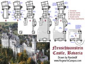 neuschwanstein castle floor plan gallery for gt scottish castle floor plans