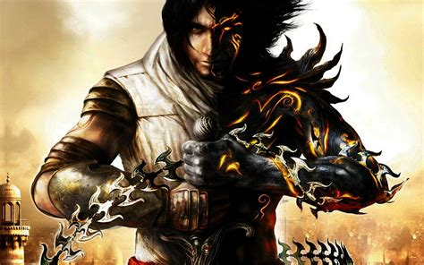 wallpaper game prince of persia prince of persia the two thrones wallpaper and background
