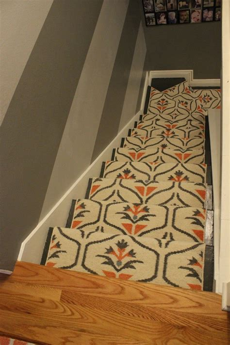 Long Runner Carpet by Update Your Staircase How To Remove And Install Carpet On