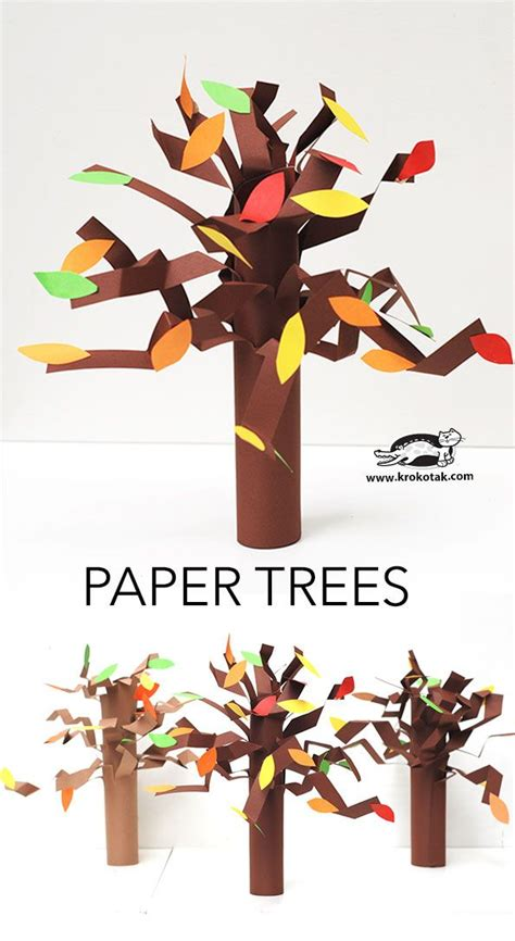 Craft Paper Tree - 114 best images about craft autumn on
