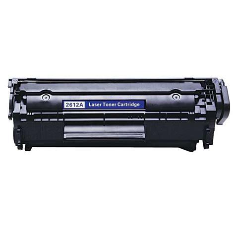 Hp 12a Original toner compatibile hp 1020 hp q2612a